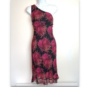 *NWT &Vintage!* BETSEY JOHNSON 100% silk dress